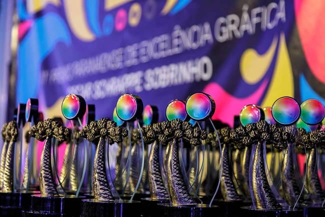 Folder Los Paleteros - Prêmio de Excelência Gráfica 2013