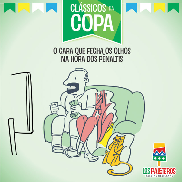 Design de Post para Facebook copa do mundo