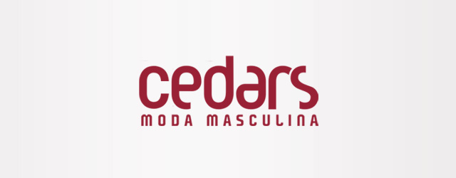 Design de Logotipo - Cedars