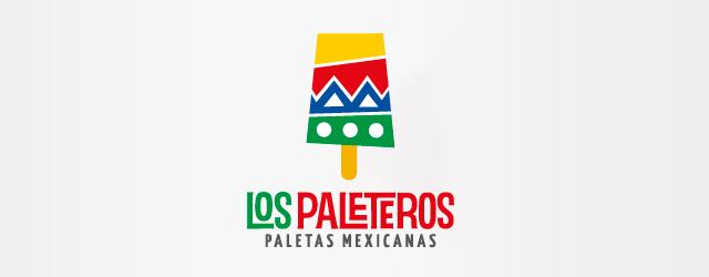 70b818a06 Design de Marca e símbolo para Los Paleteros
