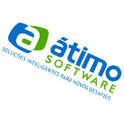Design identidade visual Atimo Software